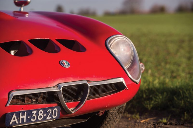 1965 Alfa Romeo GIULIA TZ 11