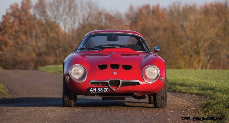1965 Alfa Romeo GIULIA TZ 12
