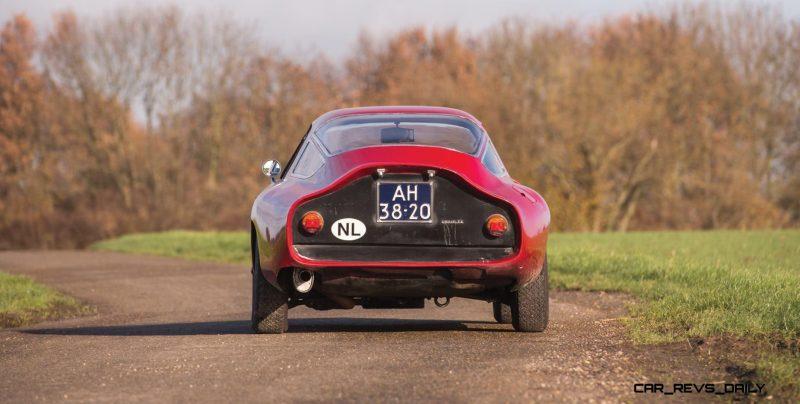 1965 Alfa Romeo GIULIA TZ 13