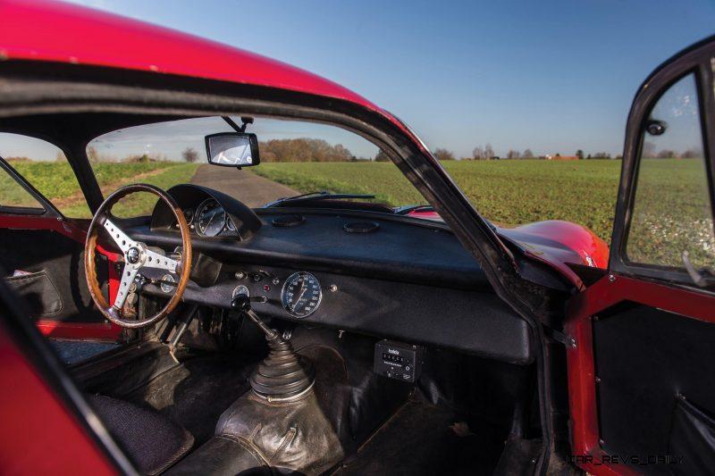 1965 Alfa Romeo GIULIA TZ 14