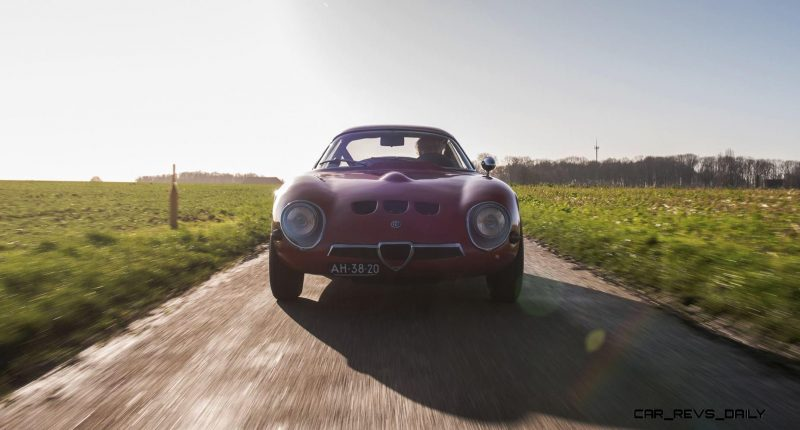 1965 Alfa Romeo GIULIA TZ 21