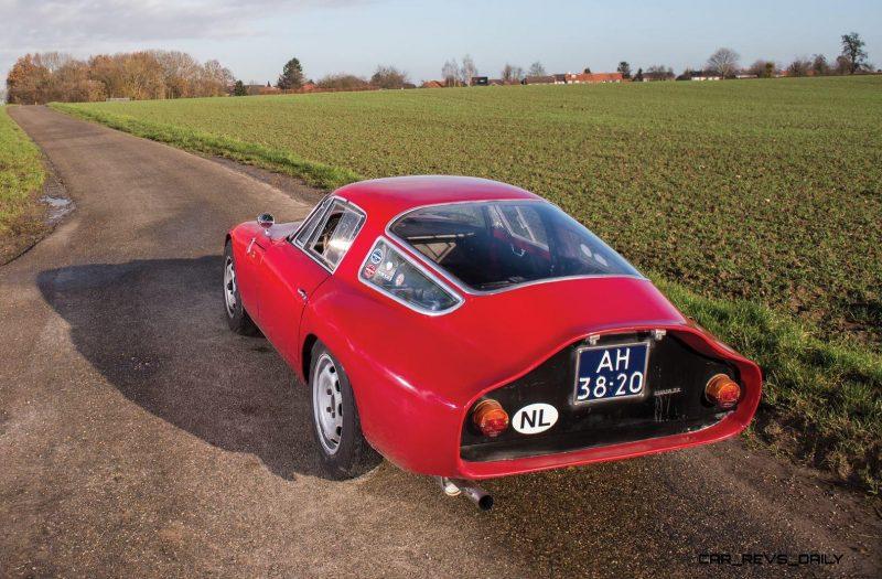 1965 Alfa Romeo GIULIA TZ 28