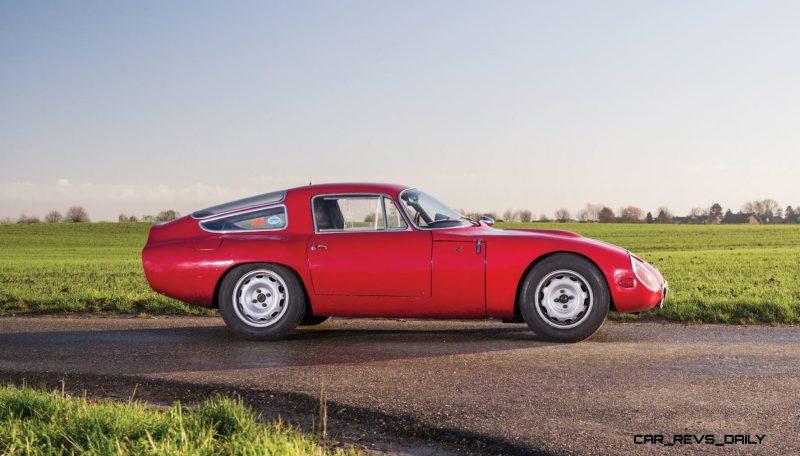 1965 Alfa Romeo GIULIA TZ 5