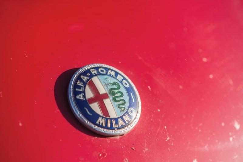 1965 Alfa Romeo GIULIA TZ 6