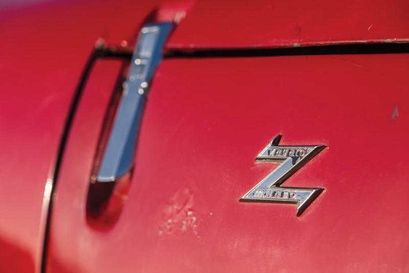 1965 Alfa Romeo GIULIA TZ 7