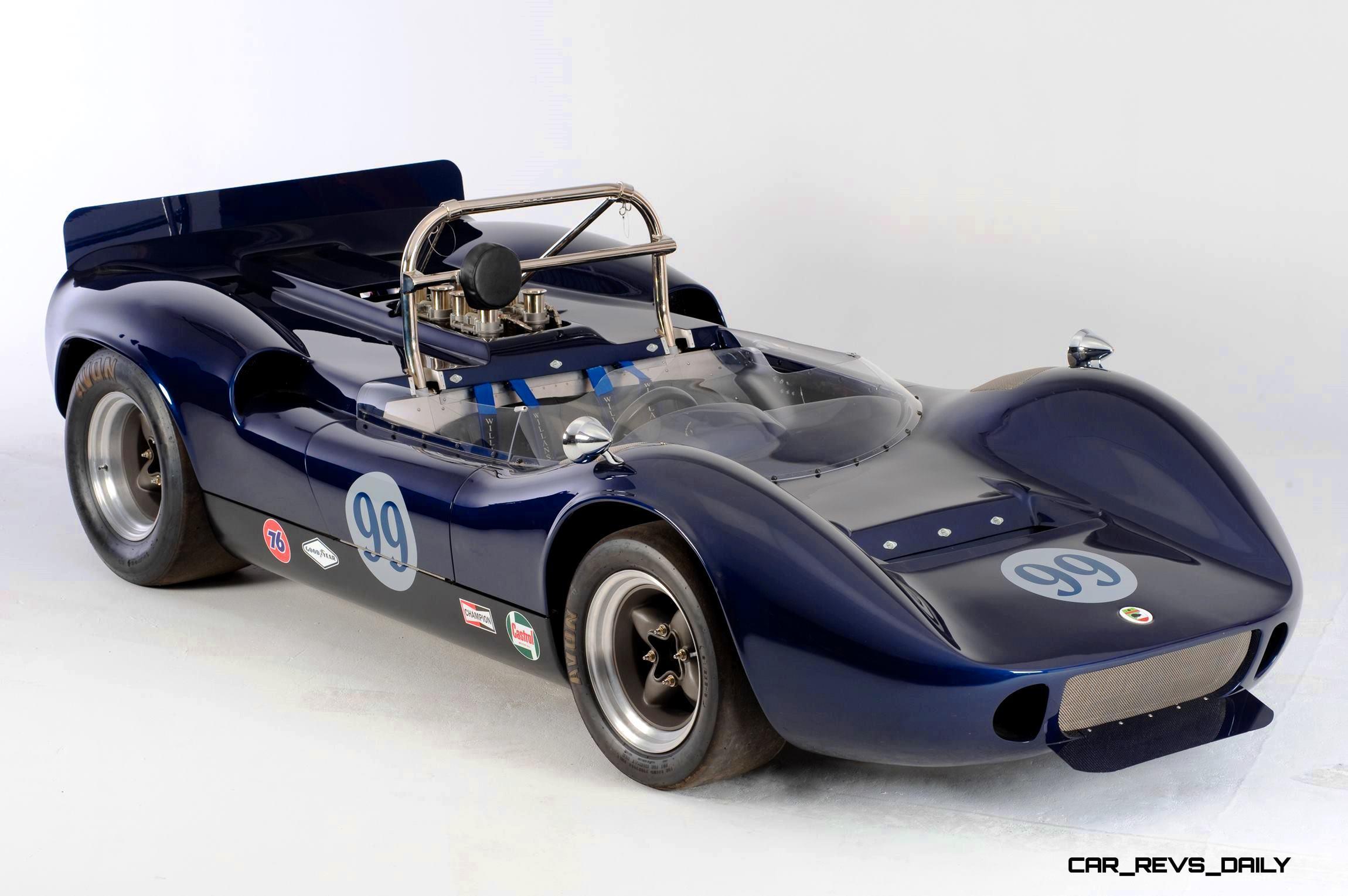 Meet the Original Black Swan The McLaren M1