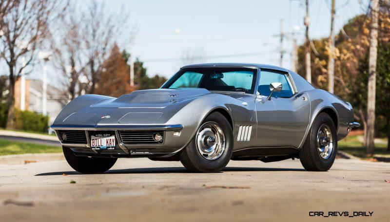1968 Chevrolet Corvette L88 Coupe 1
