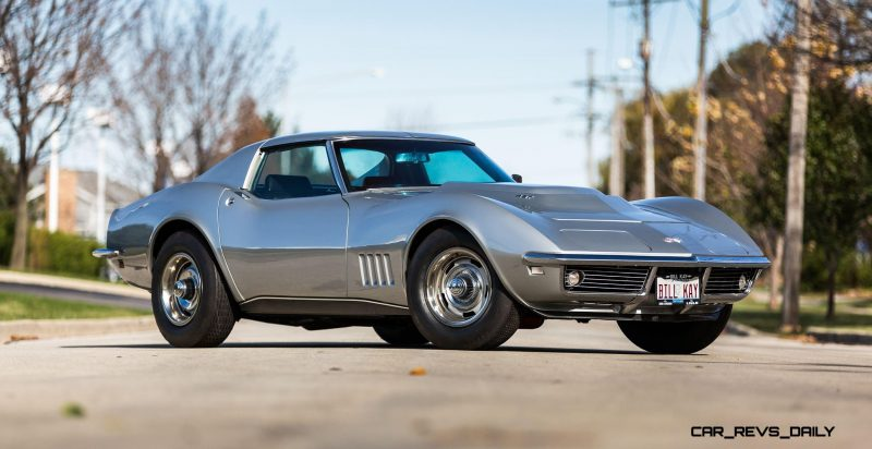 1968 Chevrolet Corvette L88 Coupe 11