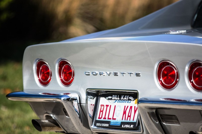 1968 Chevrolet Corvette L88 Coupe 12