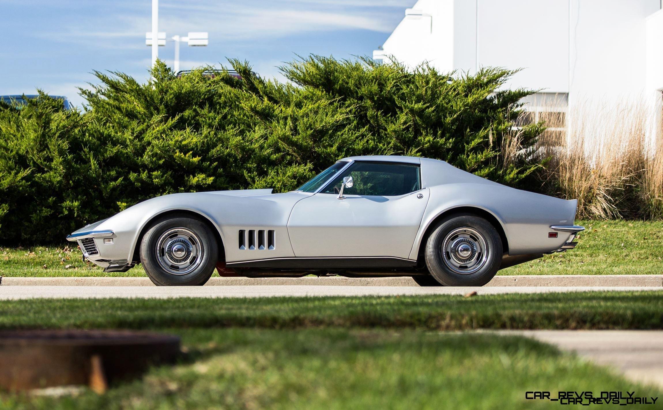 Mecum 2016 Musclecars – 1968 Chevrolet Corvette L88 Coupe