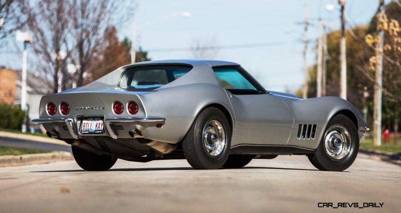 1968 Chevrolet Corvette L88 Coupe 6