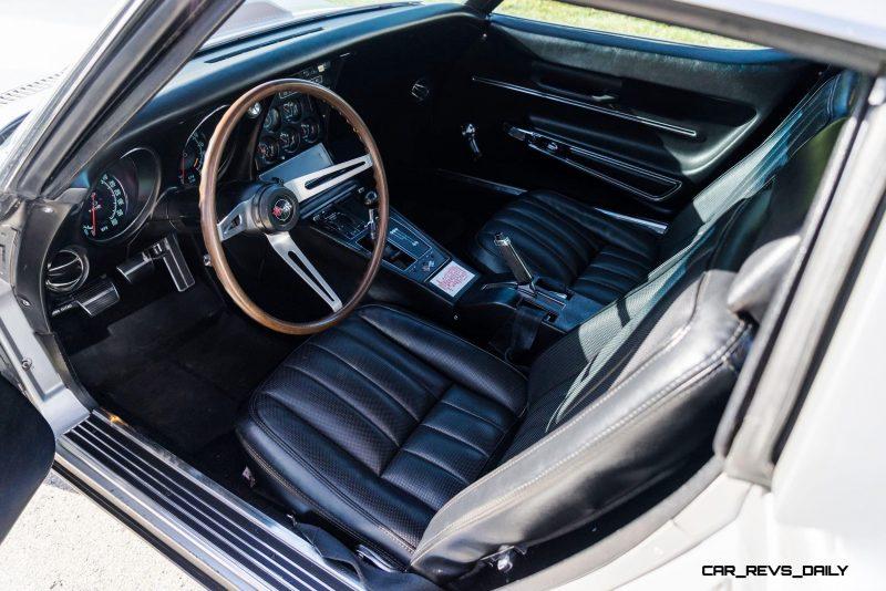 1968 Chevrolet Corvette L88 Coupe 7