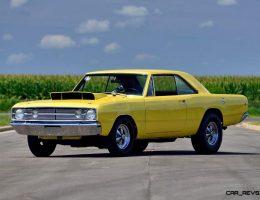 Mecum 2016 Musclecars – 1968 Dodge Hemi Dart LO23 Super Stock