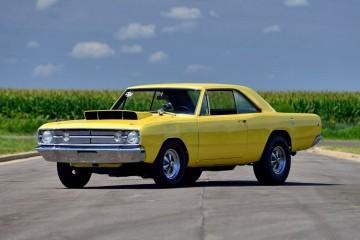 Mecum 2016 Musclecars - 1968 Dodge Hemi Dart LO23 Super Stock