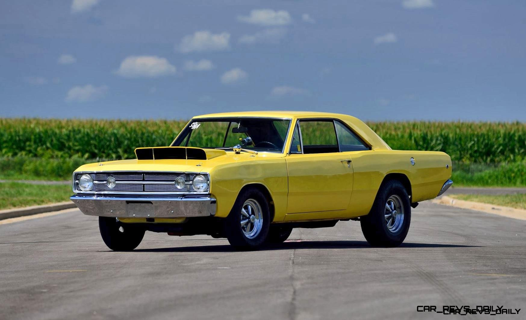 1968 Dodge Hemi Dart LO23 Super Stock 1