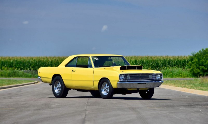 1968 Dodge Hemi Dart LO23 Super Stock 12