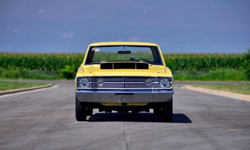 1968 Dodge Hemi Dart LO23 Super Stock 3