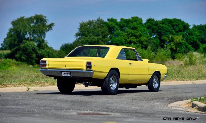 1968 Dodge Hemi Dart LO23 Super Stock 4