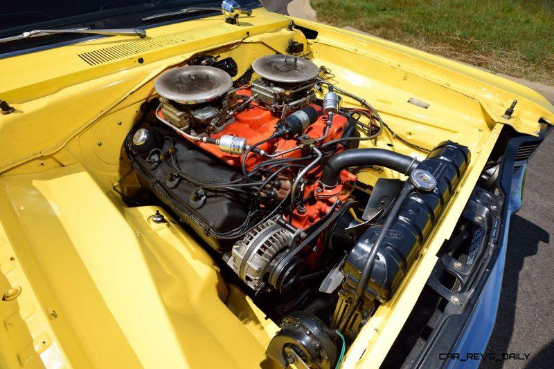 1968 Dodge Hemi Dart LO23 Super Stock 8