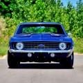 Mecum 2016 Musclecars - 1969 Chevrolet Camaro ZL1