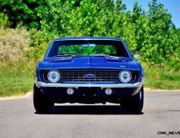 Mecum 2016 Musclecars – 1969 Chevrolet Camaro ZL1