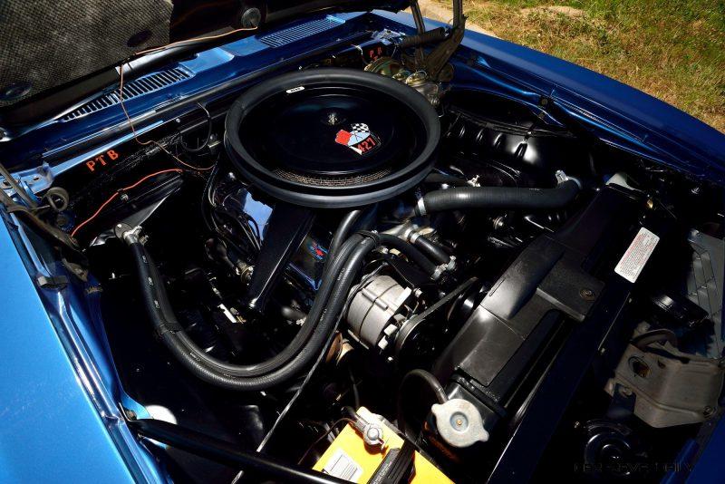 1969 Chevrolet Camaro ZL1 7