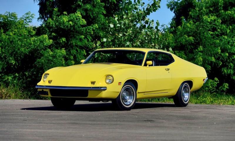 1970 Ford Torino King Cobra 1