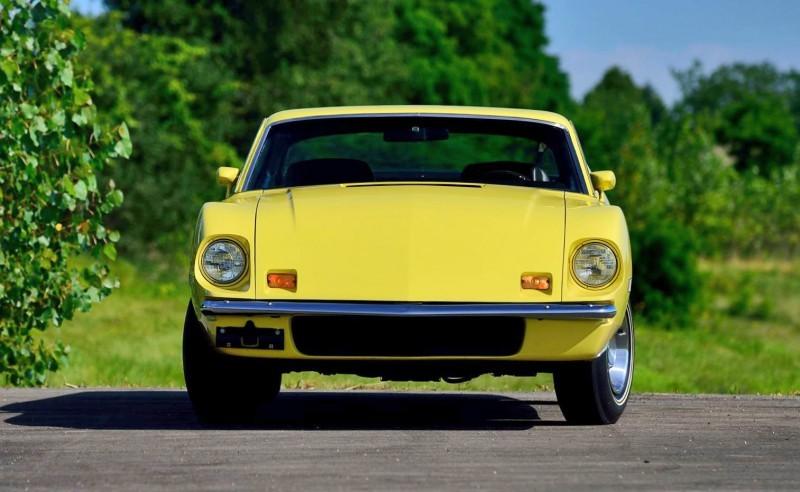 1970 Ford Torino King Cobra 11