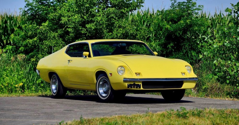 Mecum 2016 Musclecars - 1970 Ford Torino KING COBRA » Car