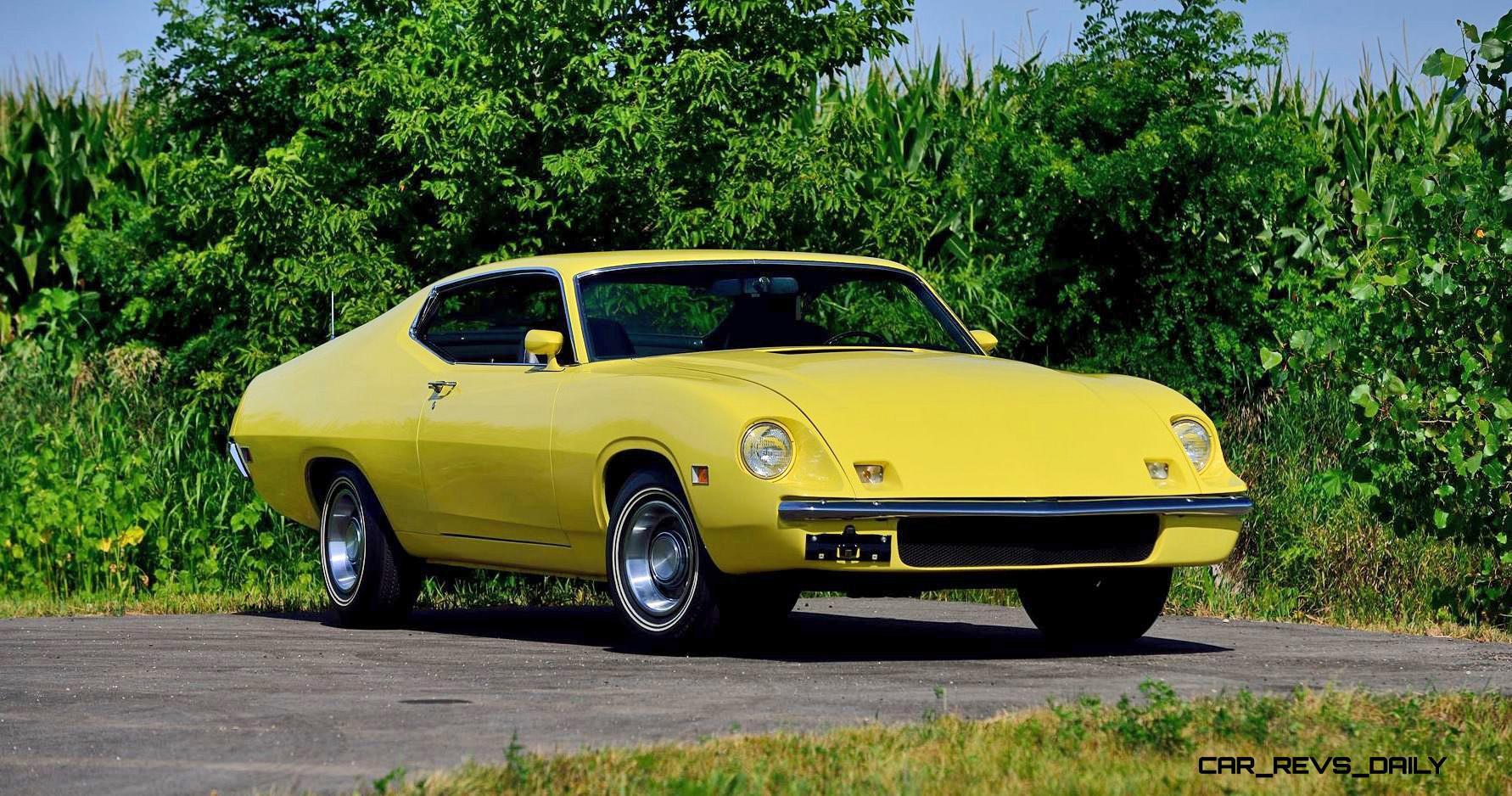 Mecum 2016 Musclecars 1970 Ford Torino King Cobra