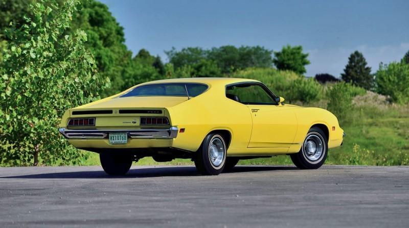 1970 Ford Torino King Cobra 13