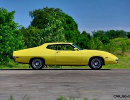 Mecum 2016 Musclecars – 1970 Ford Torino KING COBRA