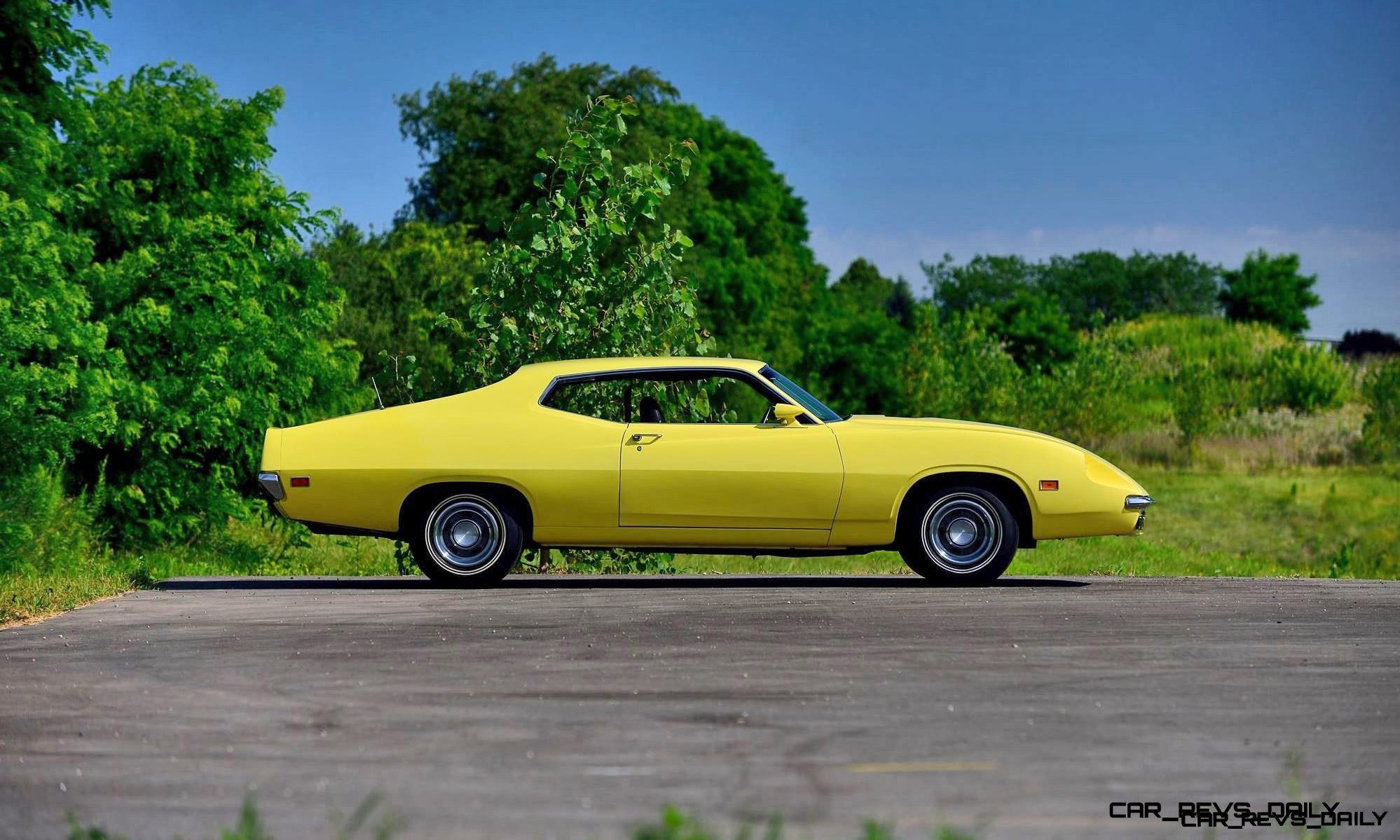1970 ford torino king cobra boss 429