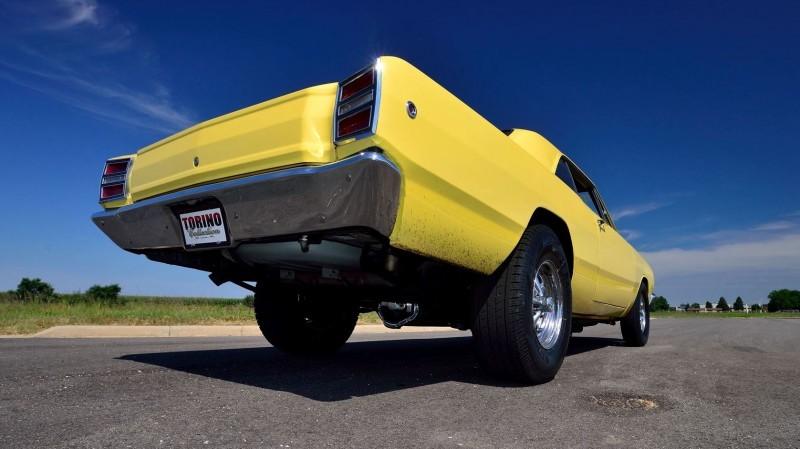 1970 Ford Torino King Cobra 8