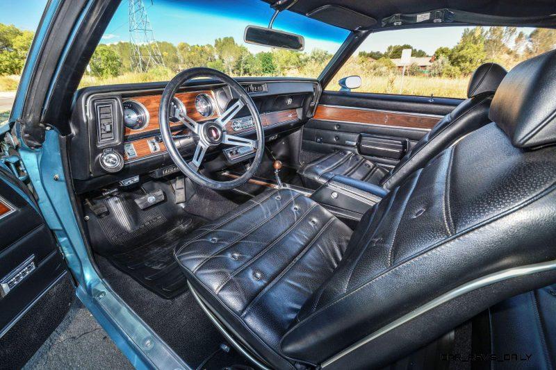 1971 Oldsmobile 442 W-30 3