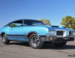 Mecum 2016 Musclecars – 1971 Oldsmobile 442 W-30