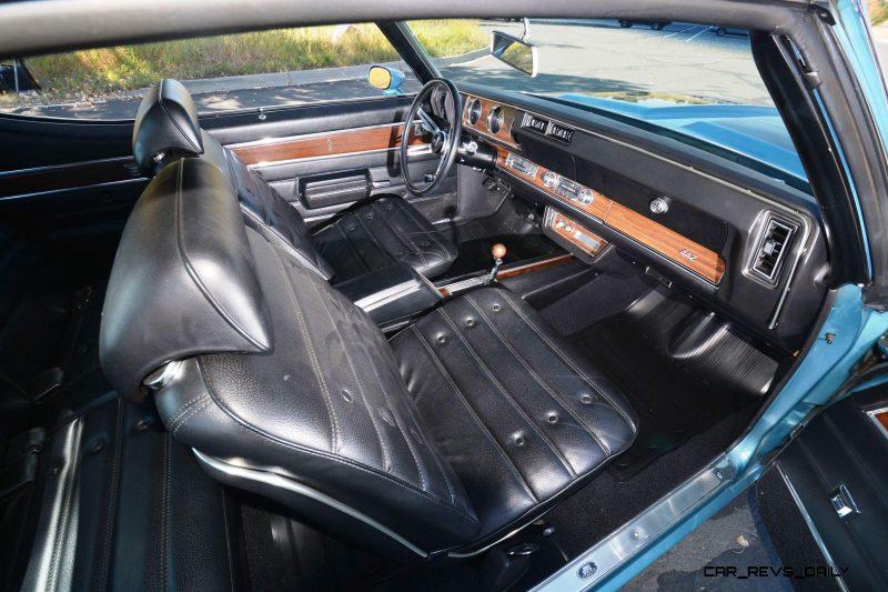 1971 Oldsmobile 442 W-30 8