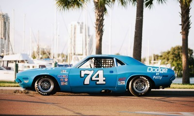 1973 Dodge Challenger Race Car - Ex-Dale Earnhardt - Saturday Night Special By PETTY  29