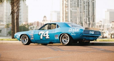1973 Dodge Challenger Race Car - Ex-Dale Earnhardt - Saturday Night Special By PETTY 30