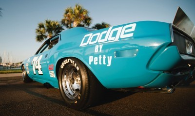1973 Dodge Challenger Race Car - Ex-Dale Earnhardt - Saturday Night Special By PETTY  34