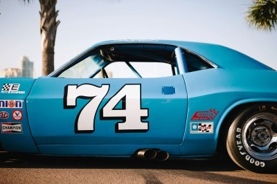 1973 Dodge Challenger Race Car - Ex-Dale Earnhardt - Saturday Night Special By PETTY  8