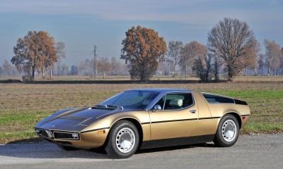 1974 Maserati Bora 4.9 1