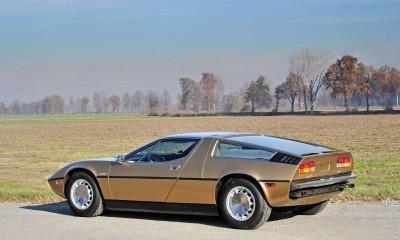 1974 Maserati Bora 4.9 2