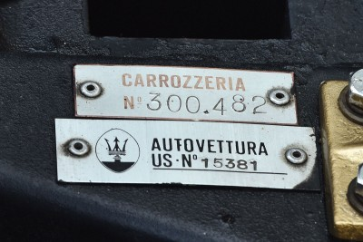 1974 Maserati Bora 4.9 24