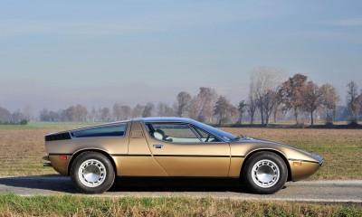 1974 Maserati Bora 4.9 5