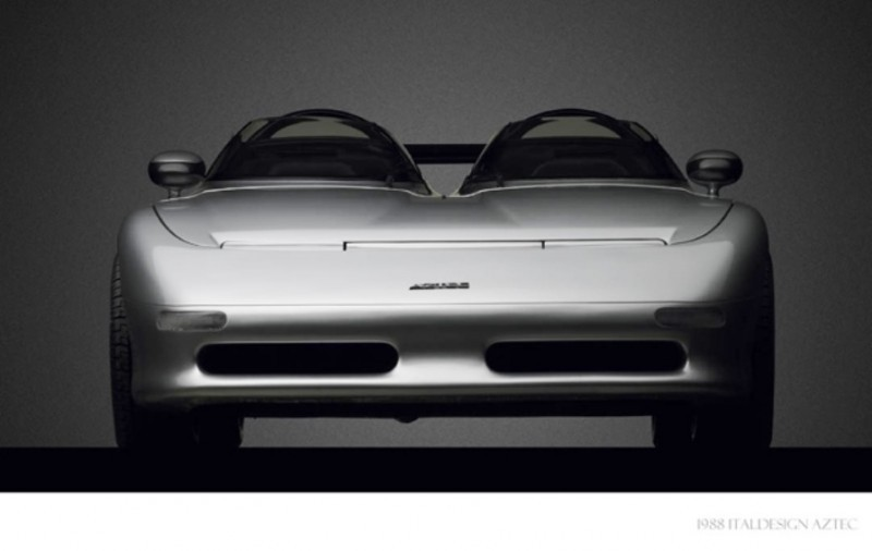 1988 ITALDESIGN Aspid 10