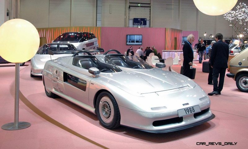 1988 ITALDESIGN Aspid 15