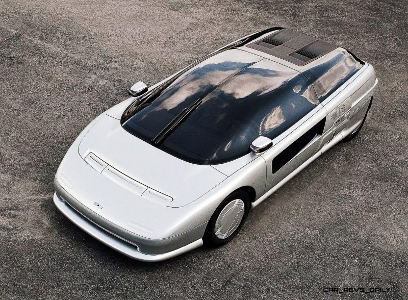 1988 ITALDESIGN Aspid 20
