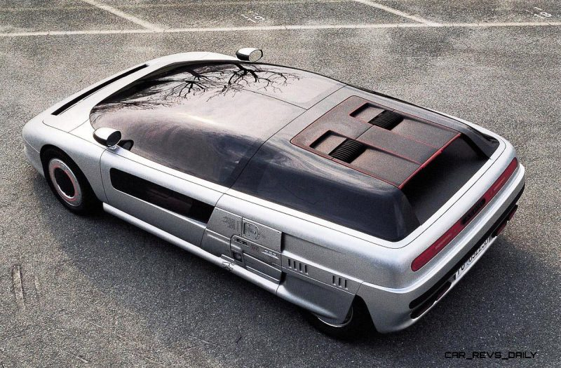 1988 ITALDESIGN Aspid 21