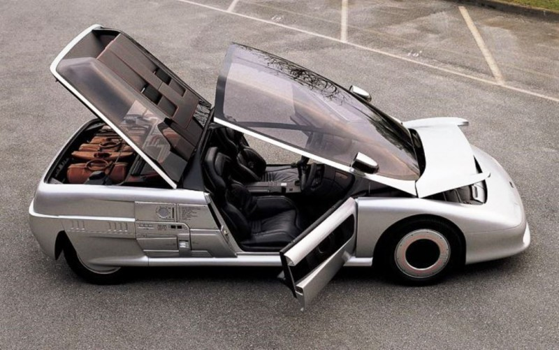 1988 ITALDESIGN Aspid 4